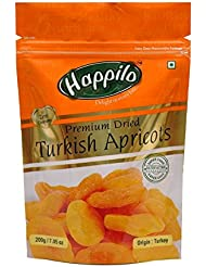 Happilo Premium Turkish Apricots, 200g