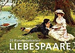 Postkartenbuch Liebespaare