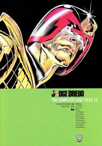 Judge Dredd: v. 13: The Complete Case Files: Complete Case Files v. 13 (2000 Ad)