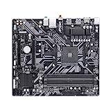 Gigabyte B450M DS3H WiFi-Y1 (AM4/AMD B450/ SATA 6 GB/s, USB 3.1, HDMI, WiFi, mATX, AMD Motherboard)