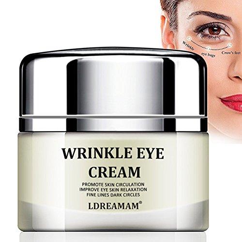 Crema occhi,gel occhi,crema per occhiaie,contorno occhi occhiaie,ridurre borse, occhiaie e puffiness - riduce rughe e segni di invecchiamento - ideale per tutti i tipi di pelle