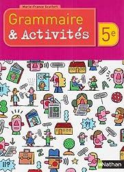 Grammaire & Activités 5e