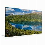 Calvendo Leinwand Zwischen Tà¸mmerneset und Saltfjellet, Norwegen 75x50cm, Special-Edition Wandbild, Bild auf Keilrahmen, Fertigbild auf hochwertigem Textil, Leinwanddruck, kein Poster