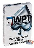 Mazzo Campeonato del mundo de Poker Dorso bianco