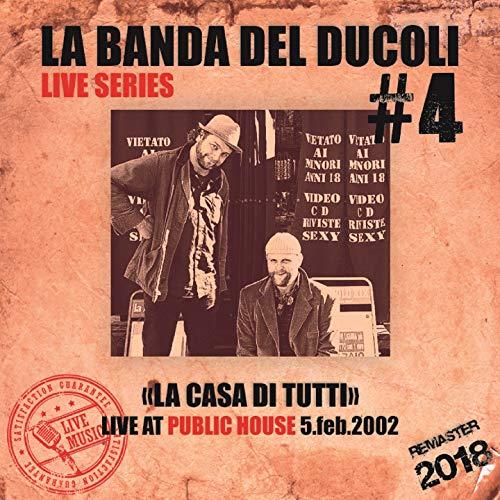 Prima 05-serie (Il primo ballo (Live at Public House 02/05/2002) [Remastered])