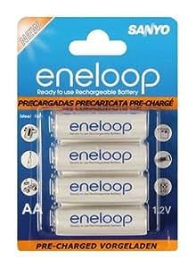 Sanyo eneloop Batterien AA Mignon 8er Pack