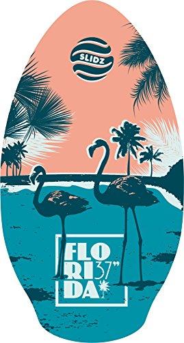 Slidz Skimboard bmb37038Unisex Erwachsene, aqua pink