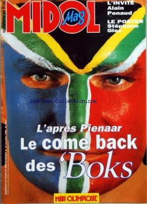 midol-mag-no-21-du-01-11-1996-linvite-alain-penaud-stephane-glas-lapres-pienaar-le-come-back-des-bok