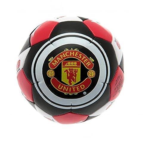 Offizieller Manchester United FC Fußball, tolles Geschenk zu Weihnachten, zum Geburtstag, für Männer und (Manchester Zu Weihnachten)