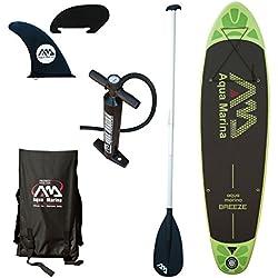 AQUA-MARINA BREEZE Stand-Up Paddle Board
