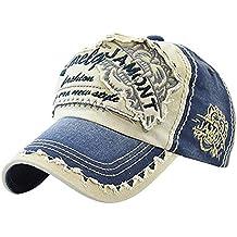 Gorras de BéIsbol Gorra de Trucker Sombrero de Baseball Cap Cotton Trucker Cap Gorra con Visera