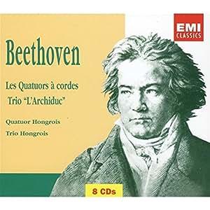 Beethoven - String Quartets Nos 1-16; Piano Trio 'Archduke'