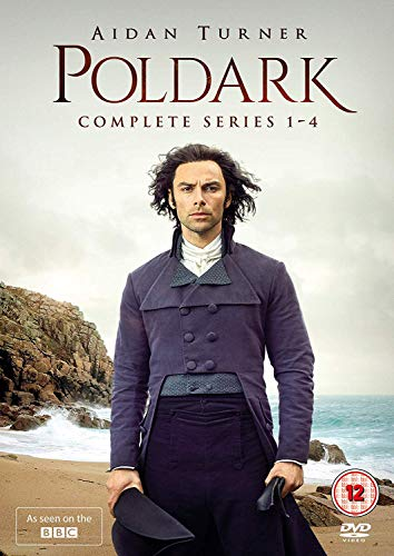 Poldark - Complete Series 1-4 [12 DVDs] [UK Import]