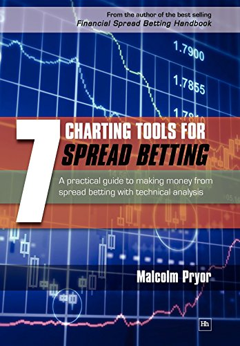 7 Charting Tools for Spread Betting: A practical guide to making money from spread betting with technical analysis (Charting-tools)