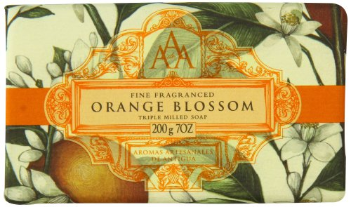 aromas-artisanales-de-antigua-floral-orange-blossom-soap-200g