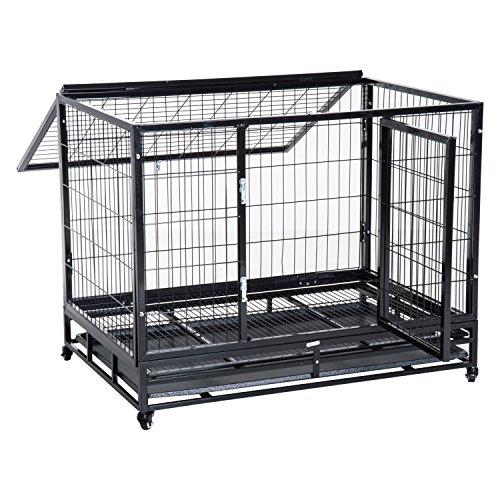 Cage pour Chien Pawhut