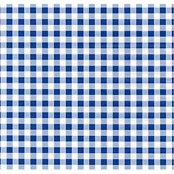 Klebefolie m belfolie karo kariert blau weiss 45 cm x for Selbstklebende dekorfolie