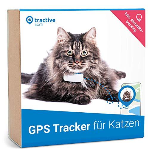 Neu 2019 Tractive GPS Tracker für Katzen mit Aktivitätstracking