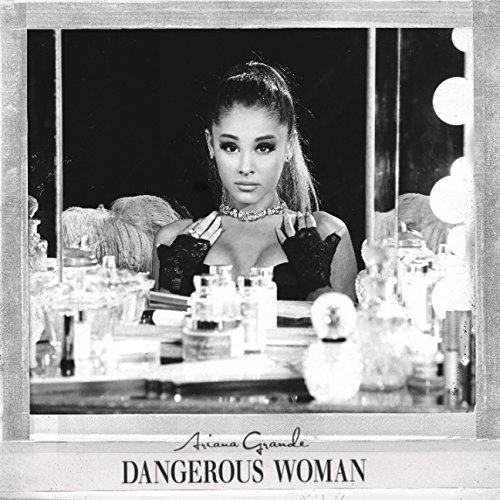 Ariana Grande - Dangerous Woman Deluxe Edition (CD+DVD) [Japan CD] UICU-9084 by ARIANA GRANDE (2016-05-20)