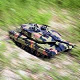 RC RADIO CONTROLLED TANK LEOPARD A5 AIRSOFT BB - Best Reviews Guide