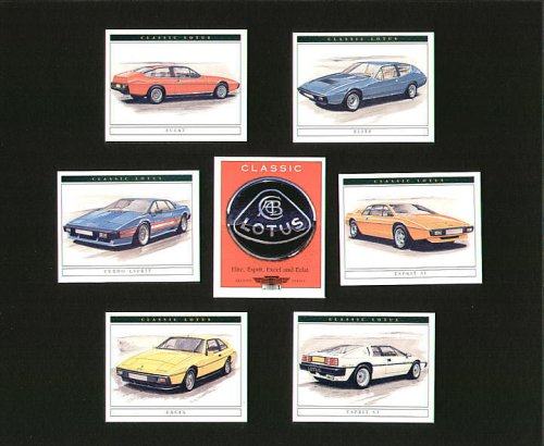 classic-lotus-2nd-series-elite-eclat-esprit-s1-turbo-espirit-espirit-22-3-excel-collectors-cards