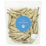 Morrisons Lightly Dusted Whitebait, 400 g (Frozen)
