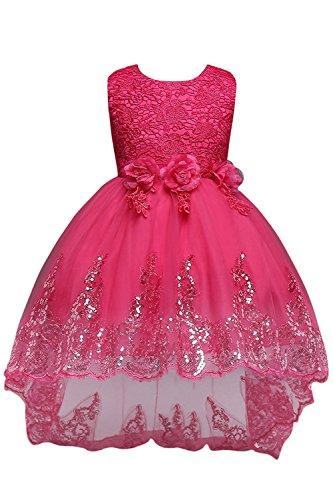 Babyonlinedress Blumenmädchenkleid Spitzenkleid Prinzessinnen Kleider Festliches Kleid Mädchen...
