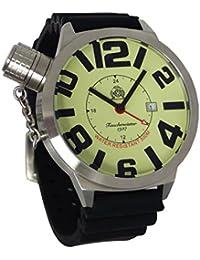 Tauchmeister 1937 T0066PU Tauchmeister T0066PU - Reloj , correa de poliuretano color negro