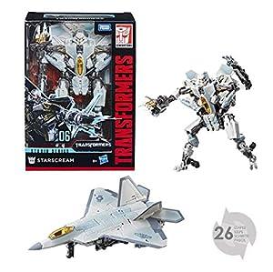 Transformers-Figura MV6Studio Series Voyager TF1Starscream, e0774