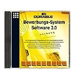 Durable 259502 Bewerbungssoftware System CD, für über 200 Berufe