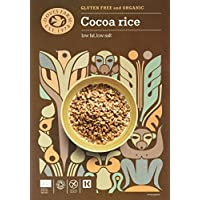 Doves Farm Organic Cocoa Rice Breakfast Cereal 375 g (Pack of 5)