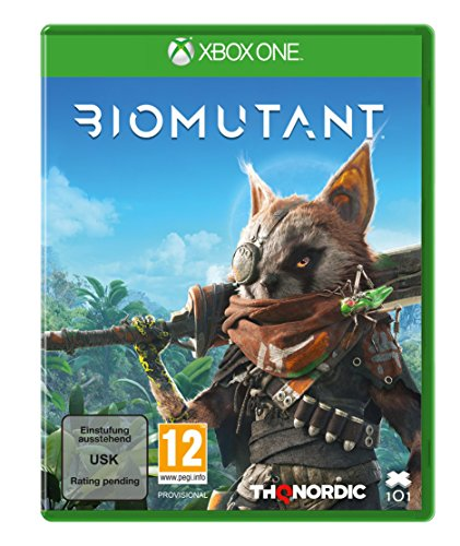 Biomutant - Standard Edition - [Xbox One] (Video-spiel-xbox One)