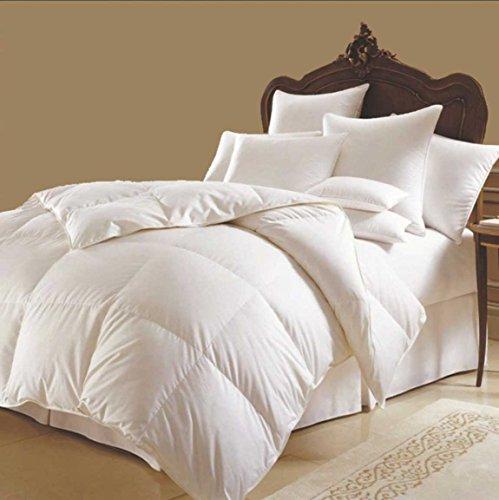 SAFA Bettdecken Steppbett Baumwolle Steppdecke Decke Kissen #Steppdecke 220x240 cm