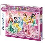 Clementoni 27885.5 - Puzzle Prinzessin - Reinen Herzens, 104 Teile