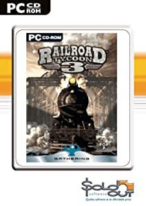 Railroad Tycoon 3 (PC CD) by Sold Out Software