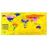 Imagimake Mapology : Worlds Largest Coun...
