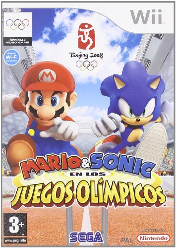 Mario & Sonic En los Juegos Olimpicos [Spanisch Import] (De Video Juego Wii)