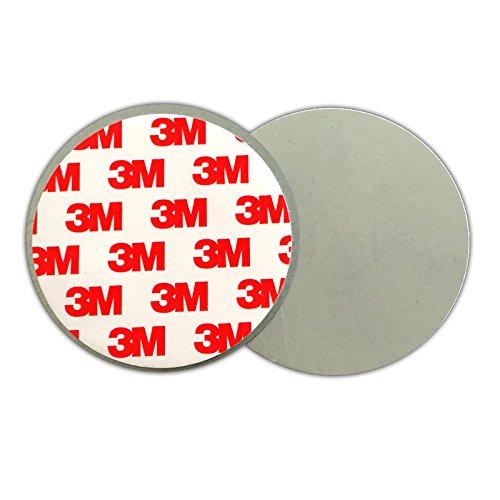 Magnethalterung Rauchmelder Magnethalter Ø 70 mm Magnet Befestigung Kein Bohren