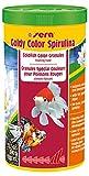 sera 00883 goldy color spirulina 1000 ml - Das farbverstärkende Spezialgranulat für Goldfische und andere Kaltwasserfische