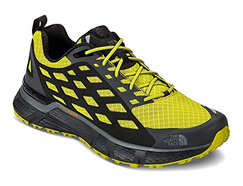 The North Face M Endurus TR Zapatos de Trail Running Hombre Amarillo