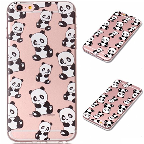 iPhone 6 Plus Hülle, Voguecase Silikon Schutzhülle / Case / Cover / Hülle / TPU Gel Skin für Apple iPhone 6 Plus/6S Plus 5.5(Asleep Cat 01) + Gratis Universal Eingabestift Katzenbär 13
