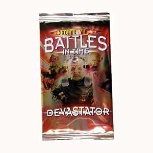 Doctor Who Battles in Time Devastator Packs x 5