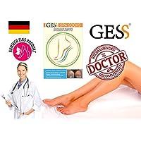 GESS Spa Sock Foot Peel - Groß im Haus Behandlung Für schöne Füße - nicht mehr, hart, trocken, Fußhaut GESS Fußbehandlung. preisvergleich bei billige-tabletten.eu