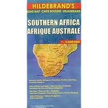 Cartes routière : Afrique Australe / Southern Africa / Südliches Afrika / Echelle 1 : 2 500 000
