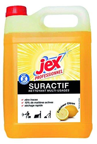 JEX PV00350403 Professionnel Nettoyant Suractif Citro