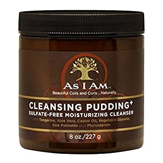 As I Am Cleansing Pudding Sulfate-Free Moisturizing Cleanser 237ml/8 oz.