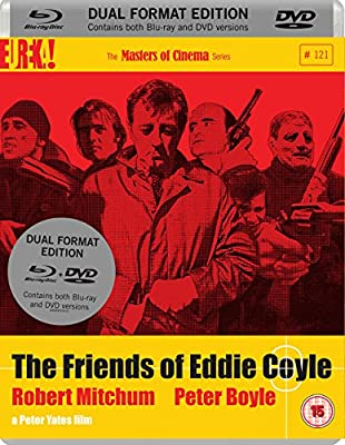 The Friends of Eddie Coyle (1973) (Masters of Cinema) Dual Format (Blu-ray & DVD)