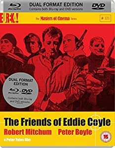 Image result for the friends of eddie coyle blu-ray