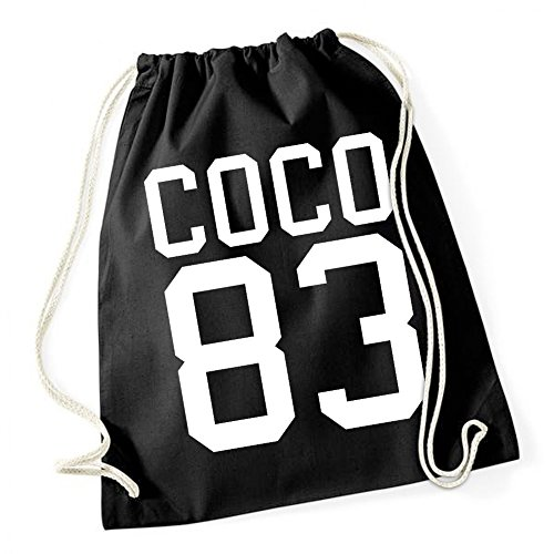 Coco 83 Gymsack Black Certified Freak
