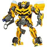 TRANSFORMERS - BATTLE OPS BUMBLEBEE - mit Licht- und Soundeffekt - Hunt for the Decepticons - Level 4 - HASBRO
